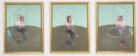 Three Studies for a Portrait of John Edwards